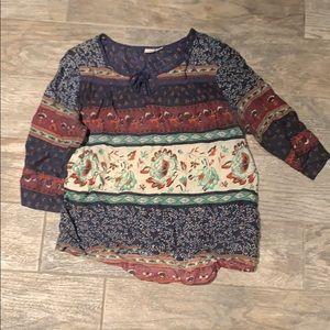 Roxy blouse